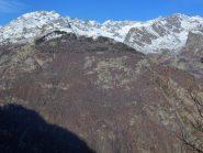 Perebelle e valle di Piantonetto