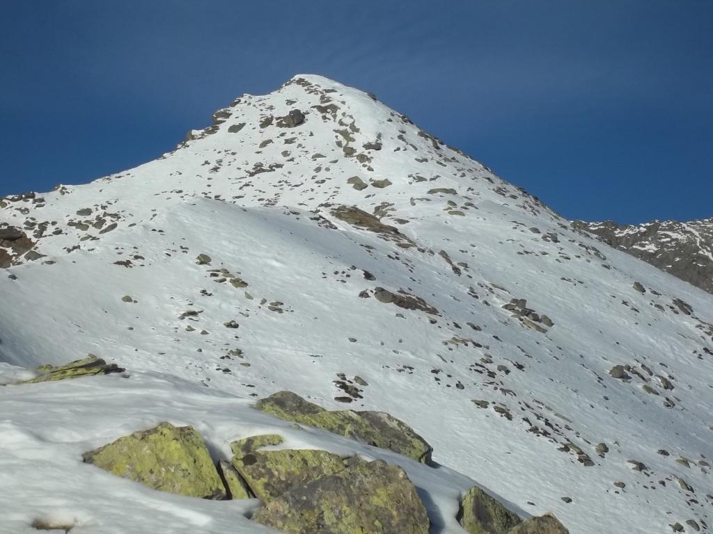 Testona (Cima) da Ciantel per il Bivacco Blessent e il Monte Arzola 2013-01-05
