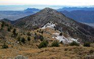 Colle della Bassa e Monte Sapei scendendo dalla Costafiorita