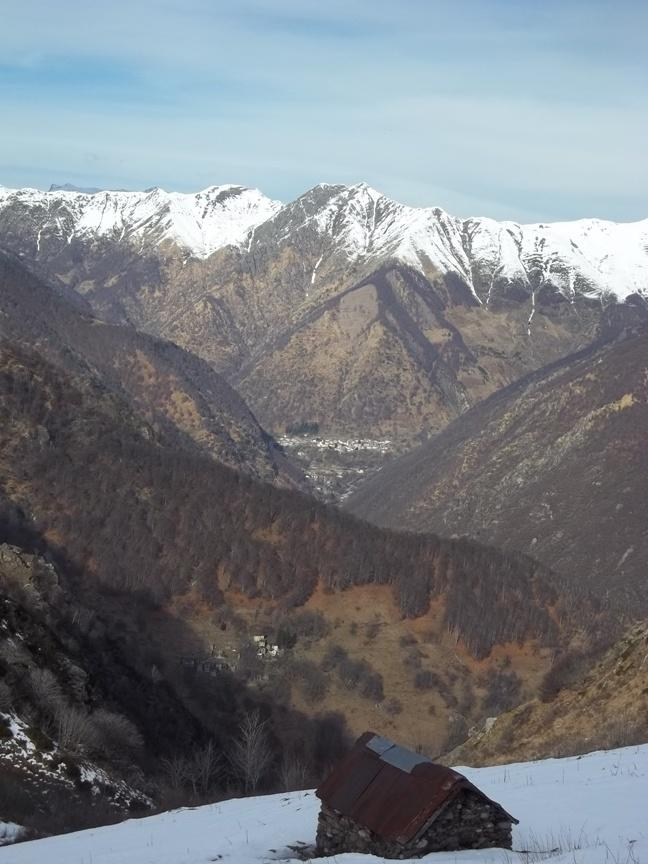 Massa del Turlo e Monte Croce da Quarna Sopra 2013-01-06