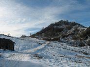 neve al colle della Lunella