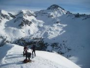 Pic de Rochebrune dalla punta