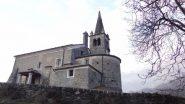 chiesa di san Maurizio a Moron