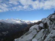 ... e verso il Monte Marzo