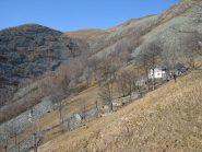 Torretta delle Cime e Monte Betogne da Case Belle