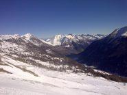 Giornata tersa e limpida...bel panorama sulla Val Chisone!