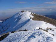 Alpe di Rittana dalla cima