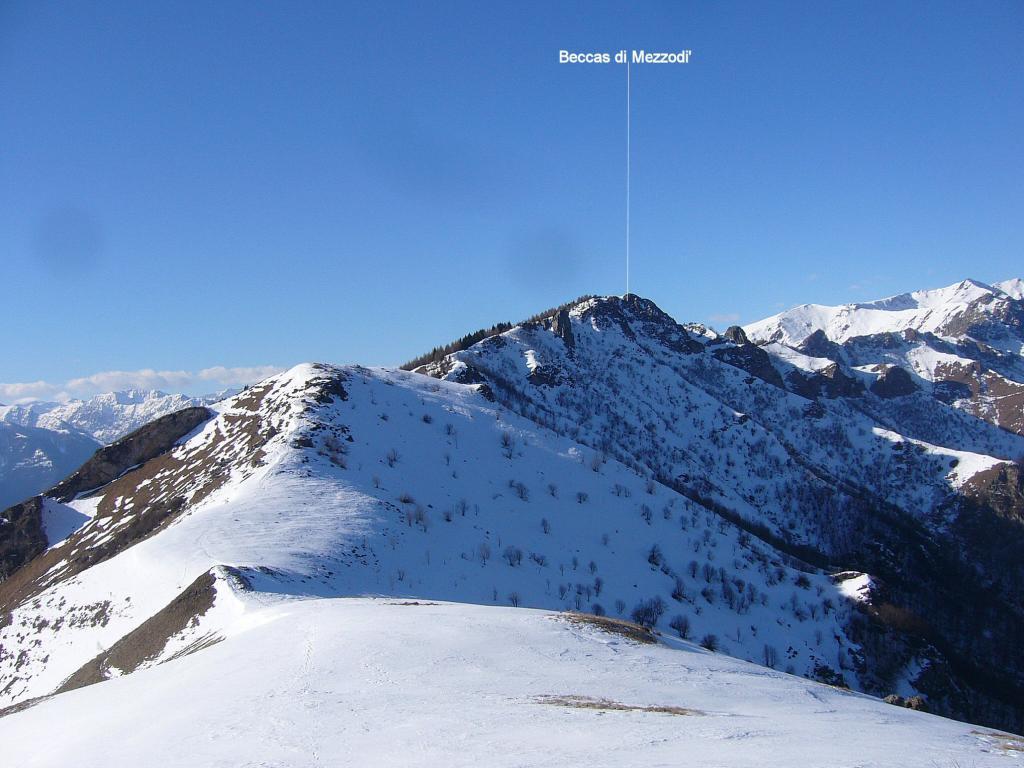 dall'Alpe di Rittana
