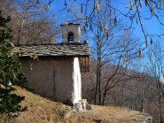 La chiesetta di Monaviel