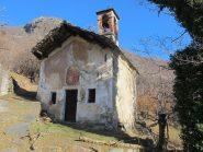 La chiesa di La Sneira