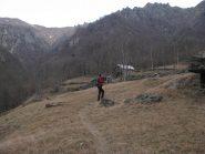 Franco e l'Alpe Saler