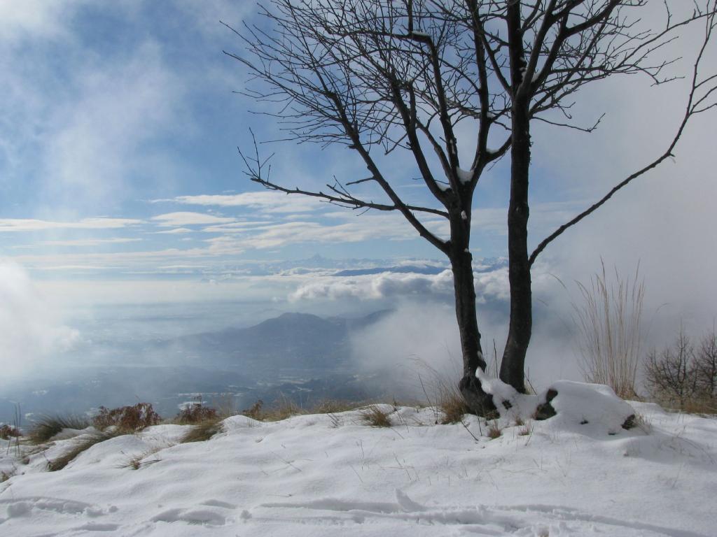 Monte Calvo, Punta Sud