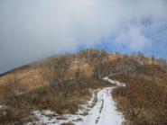 Salendo al Monte Calvo