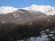 Monte Calvo con Quinzeina e Verzel