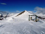La cima del Clot della Soma