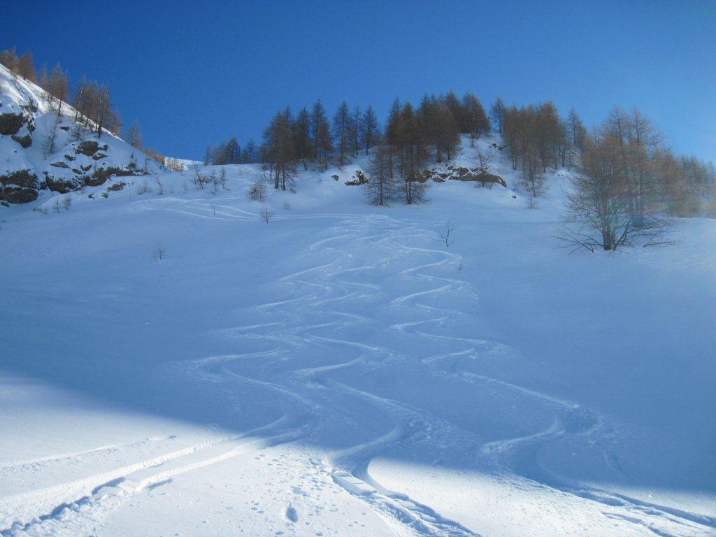 Nostre firme sulla neve