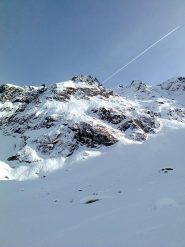 Verso il Monte Lavazza