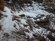ghiaccio nel traverso x Andorina