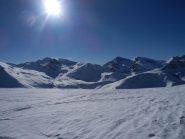panorama verso la Valle Ellero
