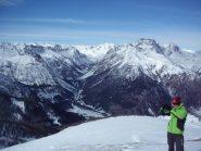 Tabor e valle Stretta