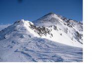 La quota 2832m..dal Col du Raisin