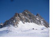 La Roche de Monetier..con dietro un cielo di Cobalto..