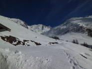 Valle Lunga dal rifugio
