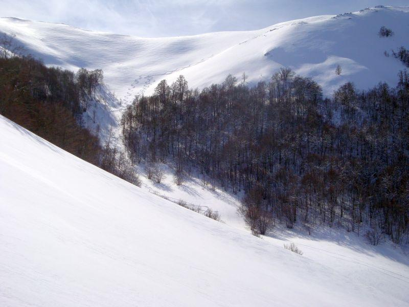Godi (Monte) da Passo Godi 2013-02-05
