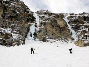 Le splendide cascate di Cortoz