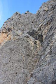 tratto roccioso