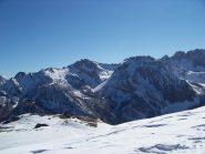 dalla cima verso Cassorso e Boscasso