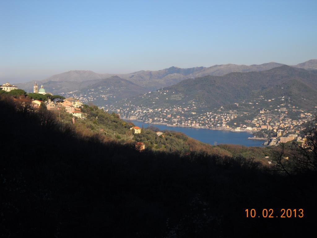 San Rocco e Camogli