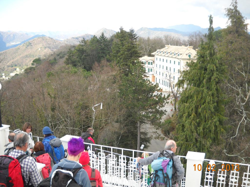 belvedere da villa Kulm