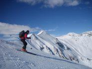 sullo sfondo le Mourre Froid 2993 m.
