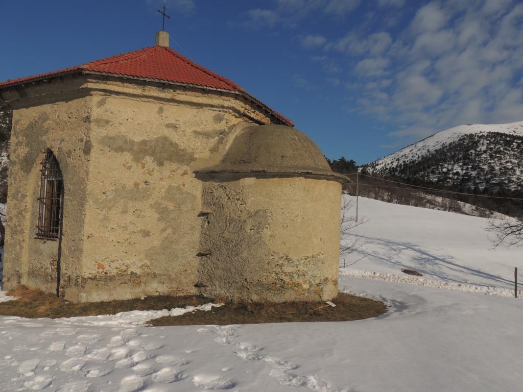 La Cappella dell'Assunta