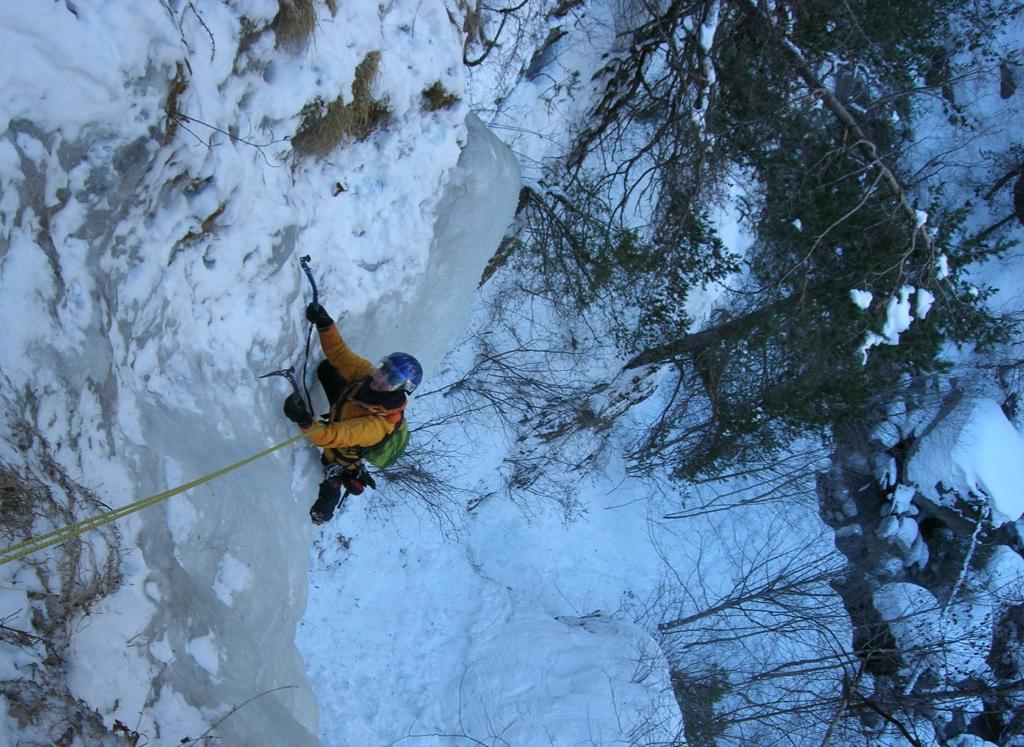 Fournel (Vallon du) Dessous Chics (Cascata) 2013-02-17