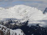 La C.Bocche da sud (Val Travignolo).
