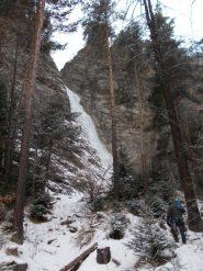 verso la cascata