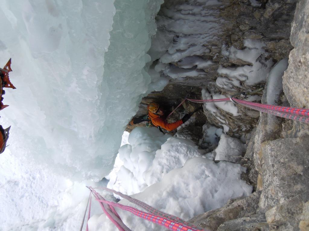 L3 Dietro la stalattite