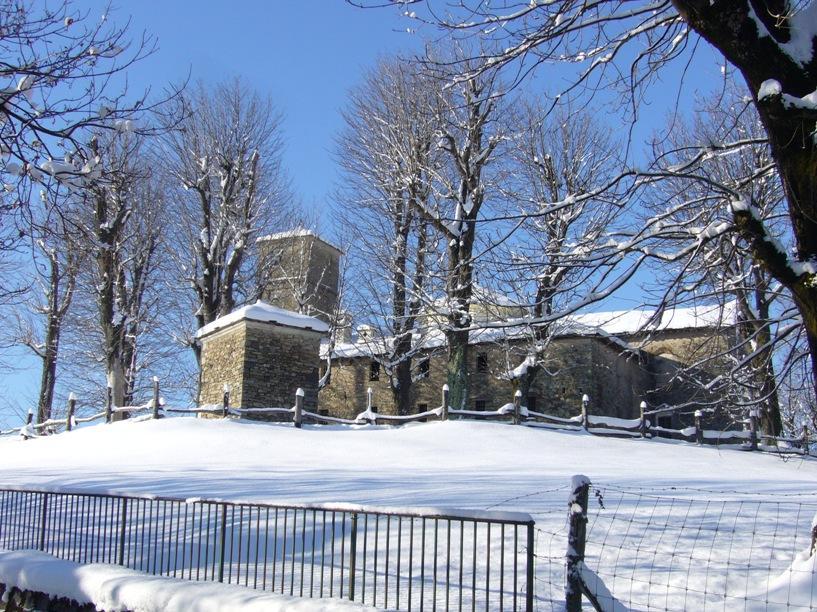 la chiesa di San Grato