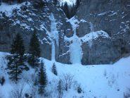 Le due cascate di Cambrembo