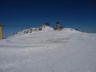 arrivo al Monte Pigna.