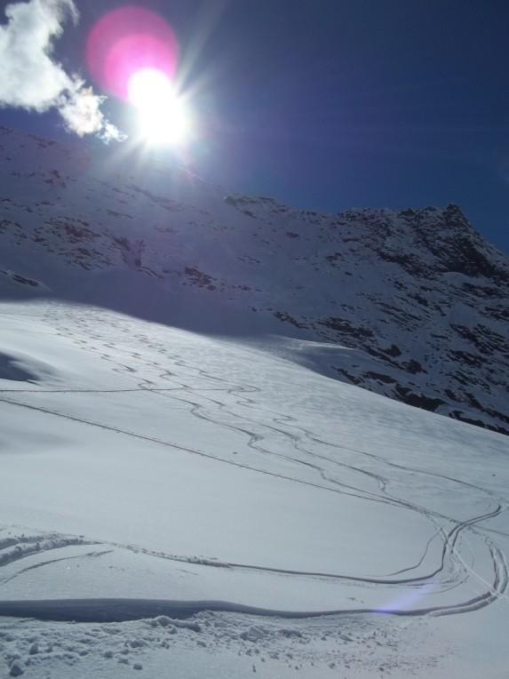 Bianco (Pizzo) da Isella 2013-03-10