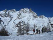 Gr. Culausa e Mt. Cassorso