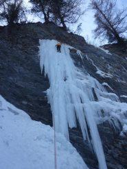 quasi all'uscita del ghiaccio
