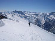 cresta Savareshc: molto panoramica