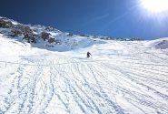Andrea Moretti se la scia con gusto!