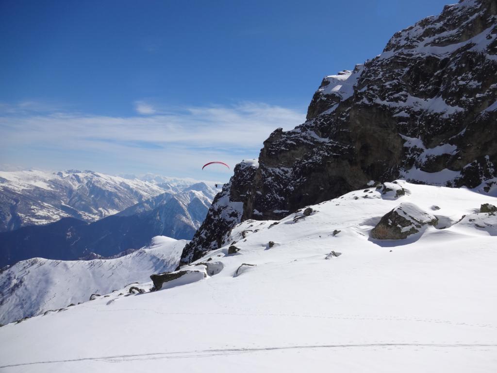 breve escursione sul  vallone di Verzio lato Acceglio