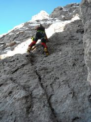 la placchetta prima di roccia e poi di misto