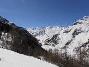 06 - sullo sfondo P.ta Maurin e Monte Ormelune